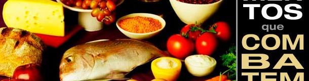 Alimentos contra o stress